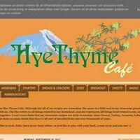 Hye Thyme Cafe