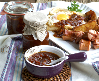 SPICY BACON KETCHUP