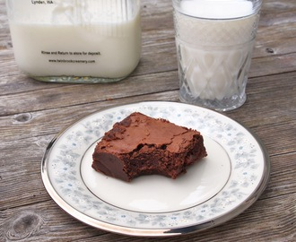 Really Fudgy Brownies