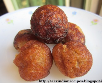 Sweet Appe / Appam