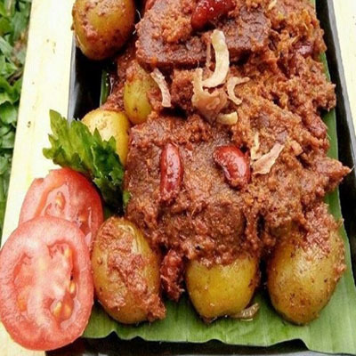 Resep Rendang Daging Kentang
