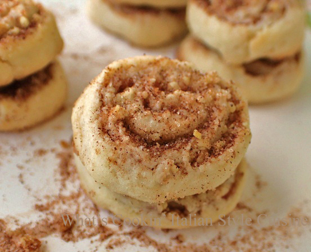 Cinnamon Sugar Pinwheel Cookies Recipe