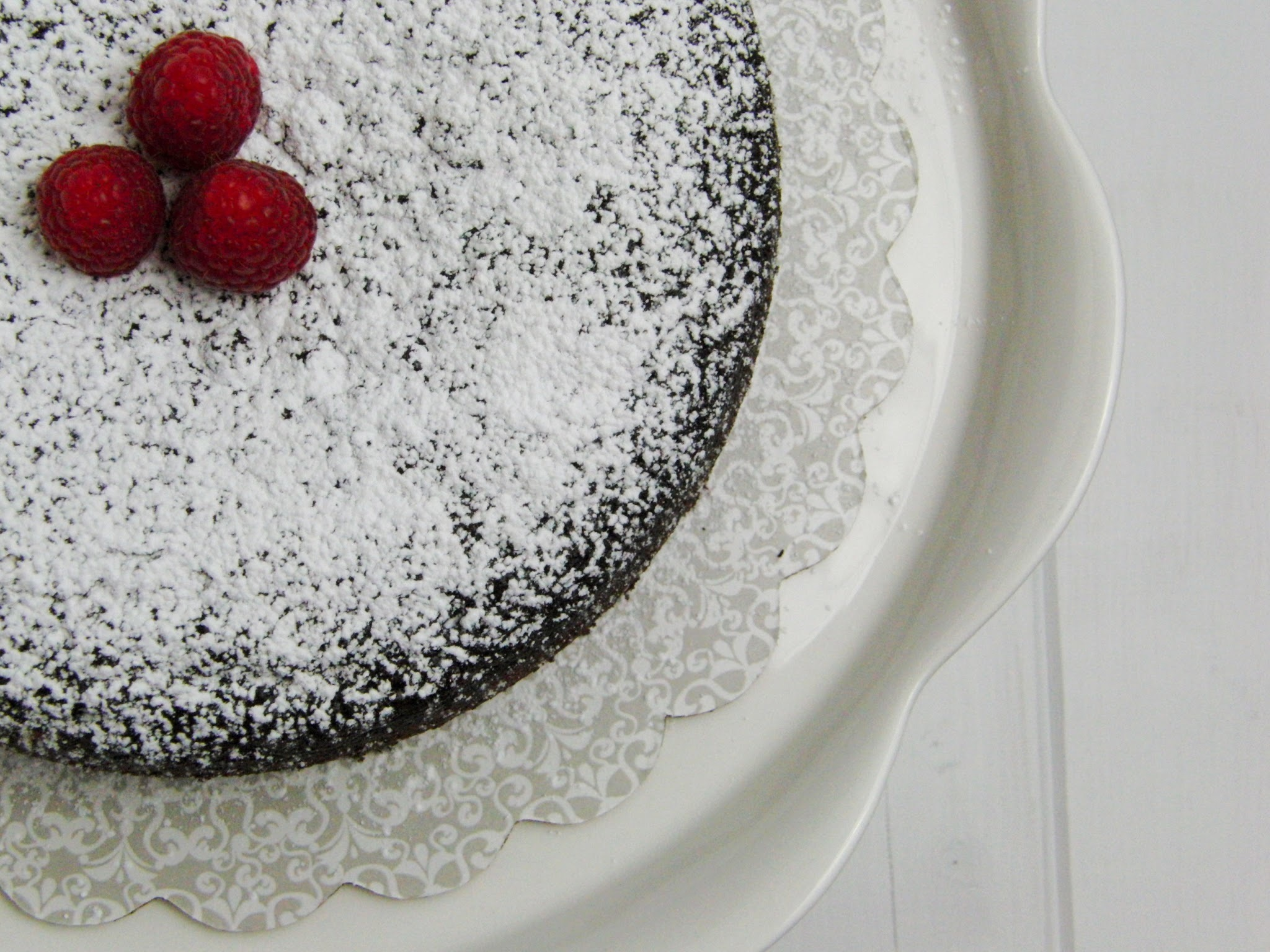 Red Wine Chocolate Cake...  and a Series of Kitchen Mishaps