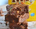 Brownies de M&M's