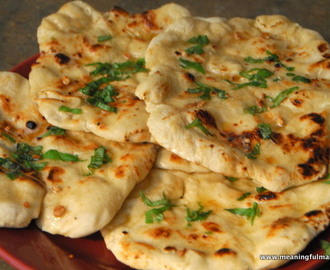 Day #346 - Amazing Homemade Naan