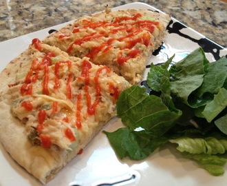Hot and Spicy Tuna Melt