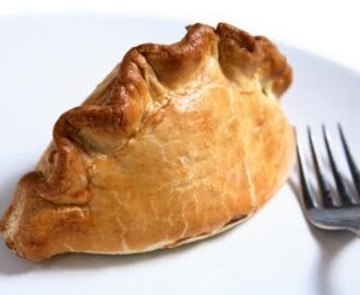 Cornish Pasties: Name This Food!