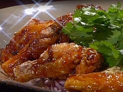 Alain's Sweet and Spicy Asian Wings