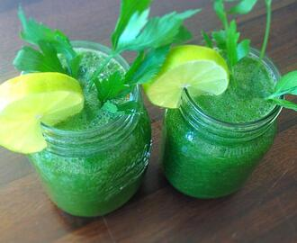 Most Amazingly Green Smoothie