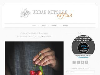 Urban Kitchen Affair