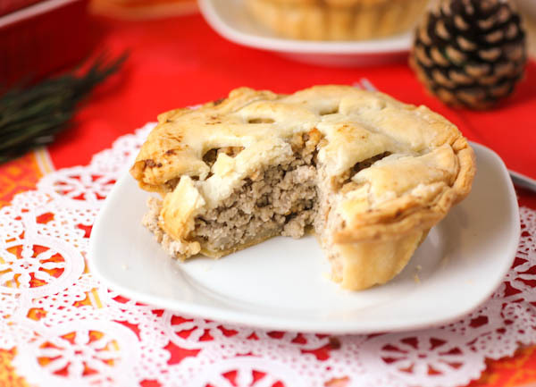 THE BEST TOURTIERE (FRENCH-CANADIAN  MEAT PIE)