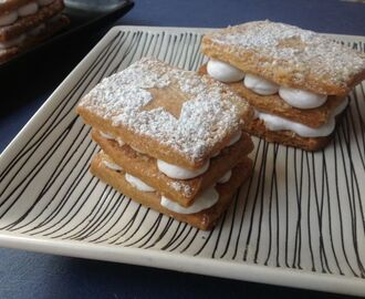 Mille-feuille or Napolean....Yup! I m a Daring Baker!!
