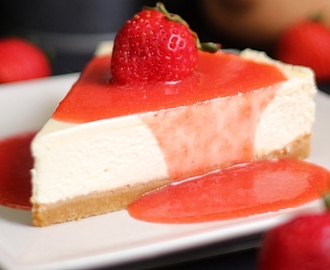 New York Cheesecake | La mejor tarta del mundo