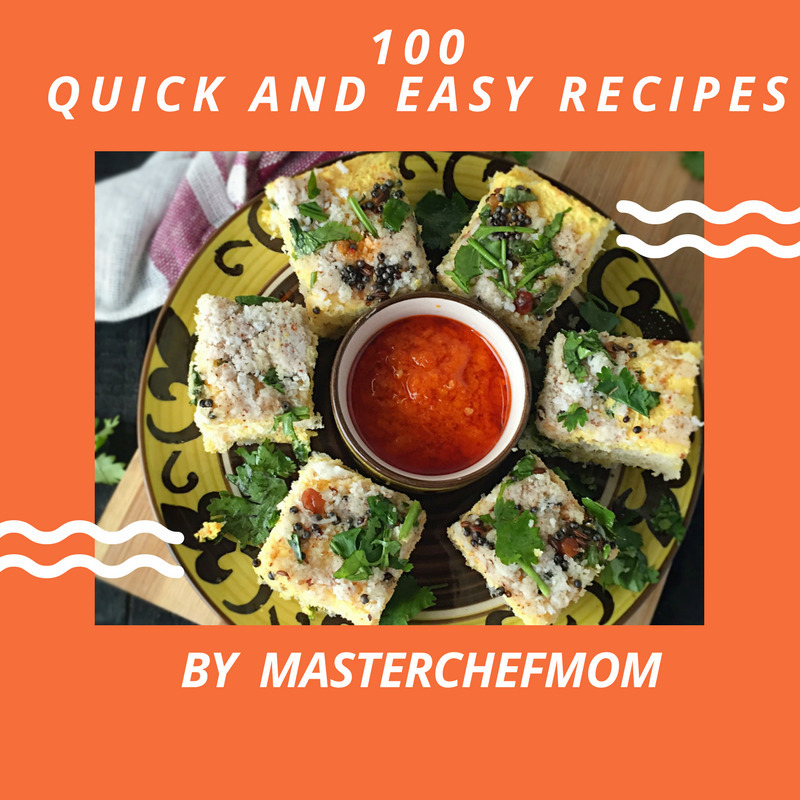 100 Quick and Easy Recipes for Beginners | 100 Recipes for Bachelors