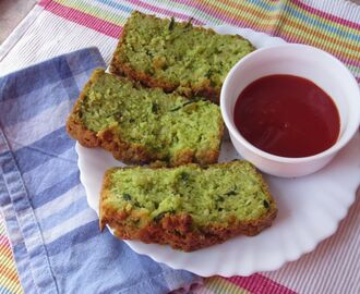 Quick Breads : Green Chutney Loaf (Daring Bakers' Challenge)