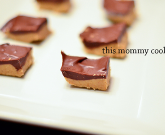Reese's Peanut Butter Squares
