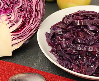 Recettes de quels legumes pour accompagner un roti de porc - Cuisiner un chou rouge ...