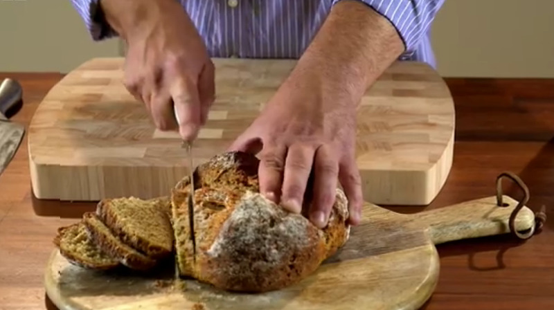 Easy Irish Soda Bread With Paul Hollywood