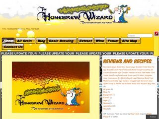 The homebrew wizard