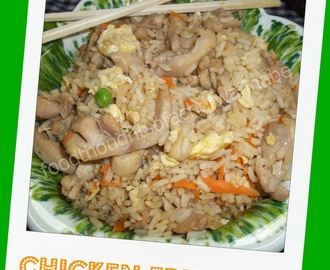 Chicken Fried Rice!