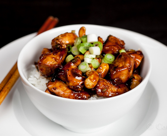 Easy Oriental part 10 – Kung Po Chicken done Conor's way.
