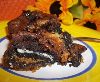 Slutty WHAT?  Slutty Brownies!