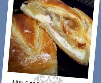 Apple Cream Cheese Braid