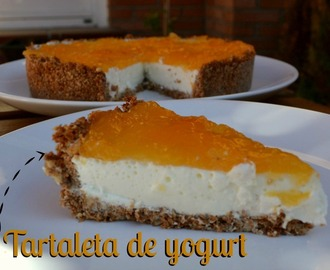 Cooking time [light]: Tartaleta de yogur
