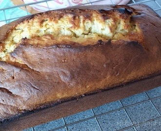 Recipe - Banana loaf cake