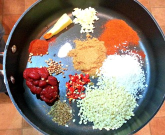 NFT: Making Curry from Scratch