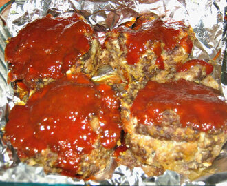 Hubby's Meat Loaf