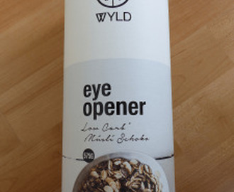 Produkttest: Low Carb Müsli von WYLD