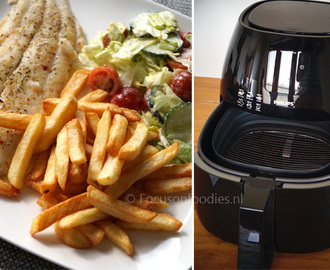 Frituren zonder vet: review Philips Airfryer