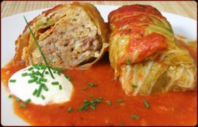 Louisiana New Year's and Cabbage Roll Recipe