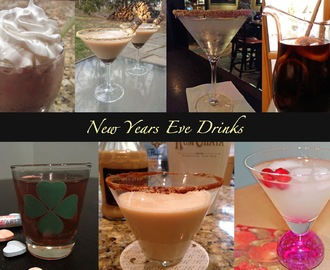 New Years Eve Drinks