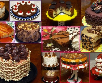 MY BEST GLUTEN FREE CAKES FROM 2012
