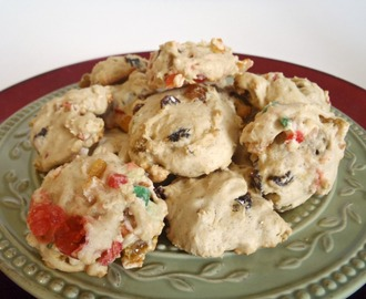 GEORGIA - Fruitcake Cookies