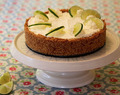 How to make: Lemon & Lime Cheesecake for Easter