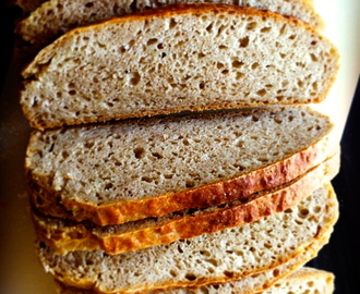 Anna's Easy Homemade Bread