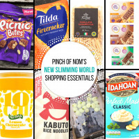 New Slimming World Shopping Essentials – 25/8/17