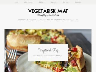 vegetariskmatrecept.se