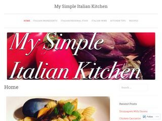 mysimpleitaliankitchen.wordpress.com