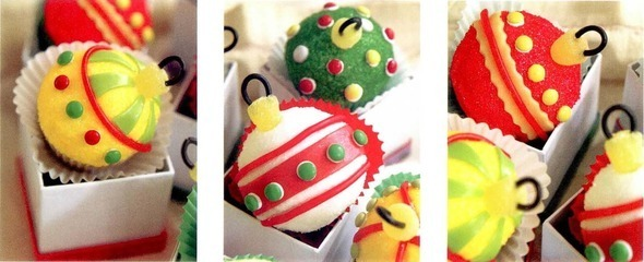 Cooking with Toddlers: Easy Christmas Ornament Cupcake Recipe