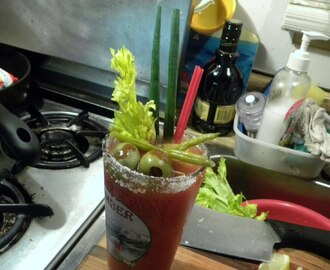 Bloody Mary, Witchy Style, in an RV