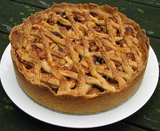 Hollandse appeltaart / Dutch Apple Pie **