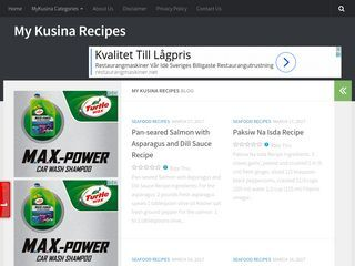 My Kusina Recipes