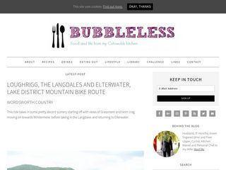 Bubbleless