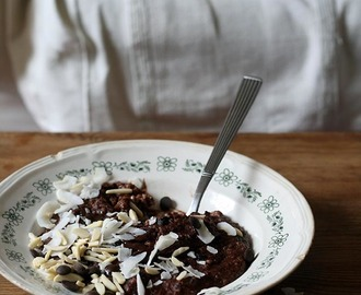 Win: fairtrade chocoladeworkshop & double chocolate oats