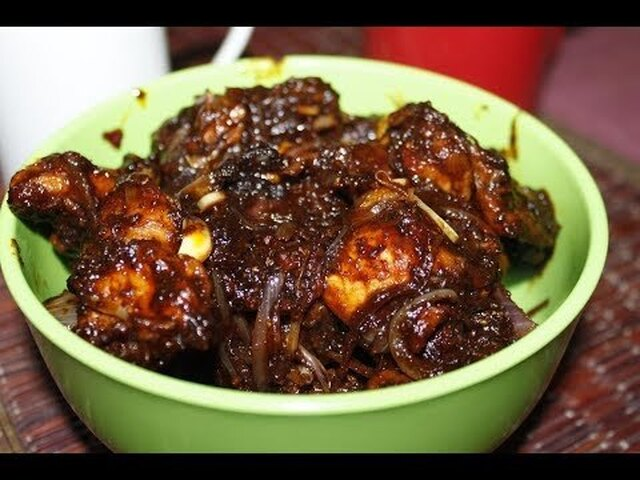 Forget KFC - Watch This! - delicious simple pepper Chicken..!!!!!