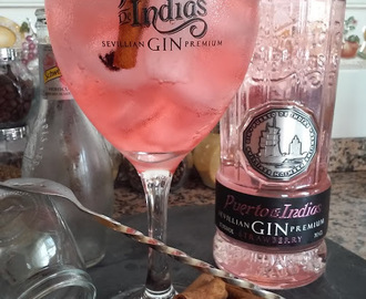 "A Tasca do Gin - Puerto de Indias ""Strawberry"" (Perfect Serve 1)"